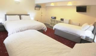 Group Room, Ramblers' Rest, Dartmoor