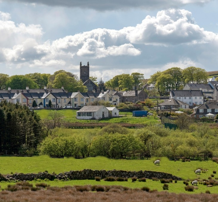 Princetown, Dartmoor, Devon